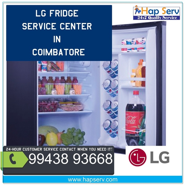 Which is the best LG fridge service center in Coimbatore