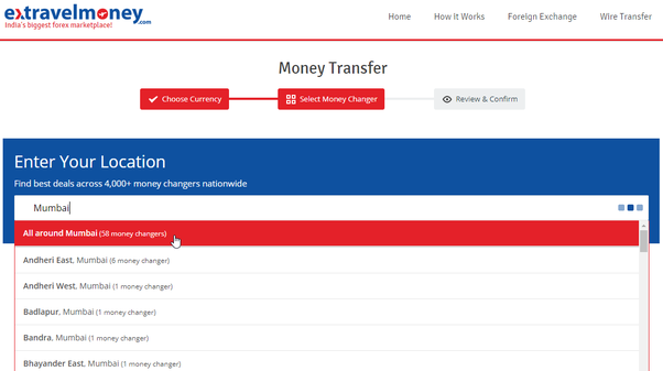 Compare The Exchange Rates Of Bankoney Transfer Companies Est Option Will Be Indicated On Top List You Can Also Sort Based