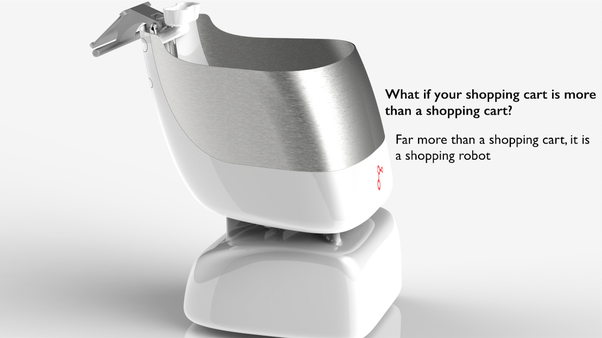 Welcome to the future of shopping! - Invento: Robots, what
