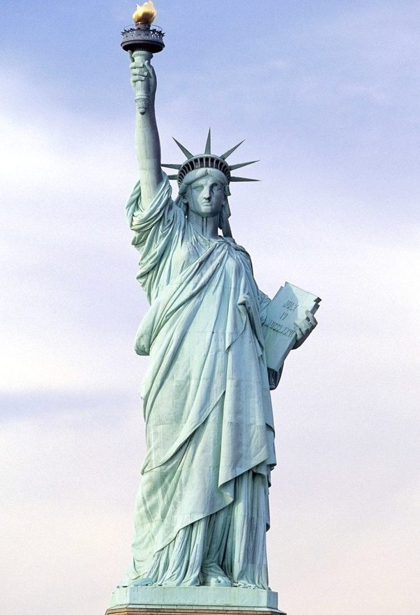 Why did France give the Statue of Liberty to the United ...