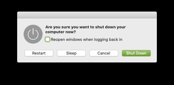 I shutdown my mac and now it wont turn on