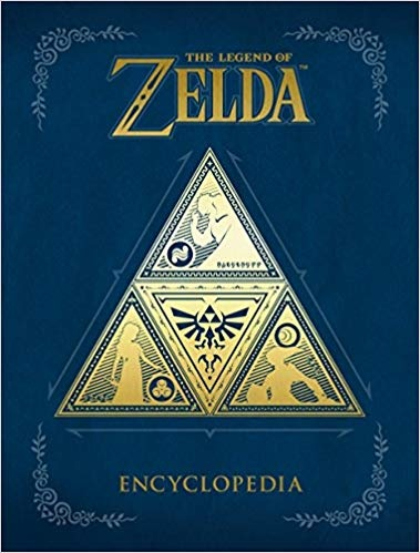 Where can I download The Legend of Zelda Encyclopedia in PDF