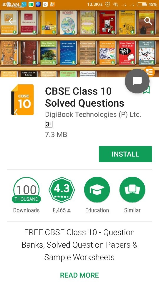 How to download Together With Mathematics for class 10 in a