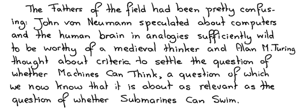 Are you an intelligent person? Ask your handwriting