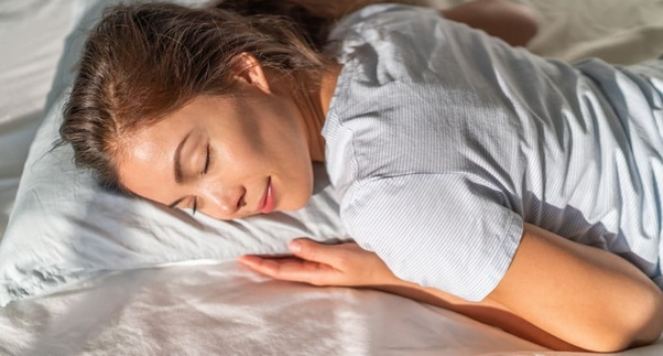 What are the side effects of sleeping on my stomach? - Quora