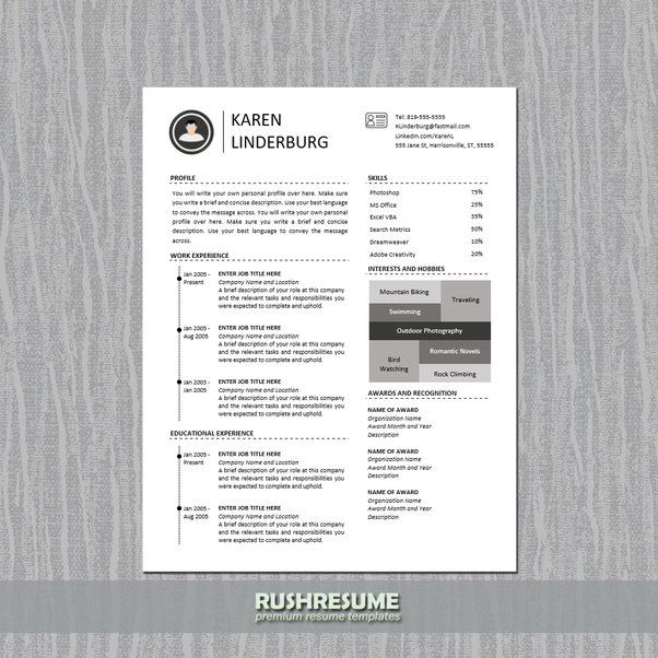where can i find downloadable resume templates