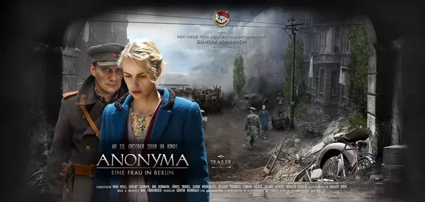 die Frau in Berlin Film