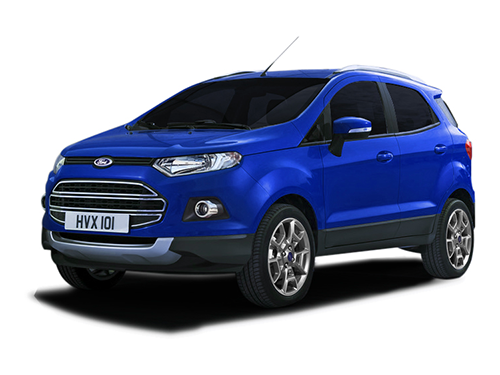 Ford Ecosport Ambient Version Having The Engine  V Ti Vct Which Gives   Kmpl Mileage In City And   Kmpl Mileage On Highway