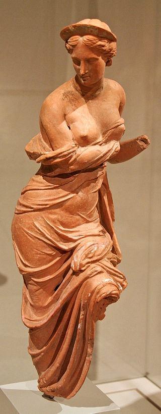 Секс с древнегреческой богиней