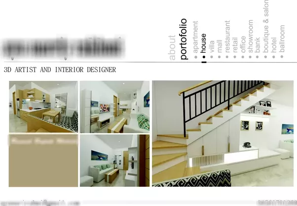 what attributes are required to obtain an interior design job in a