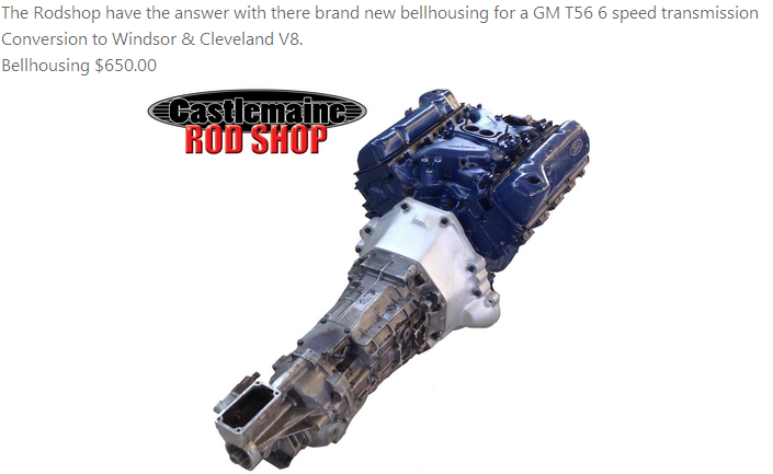 Is it possible to add a 5 or 6 speed transmission to a 1969