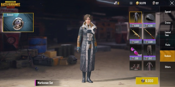 How To Get Clothes In Pubg Mobile Without Spending Money In