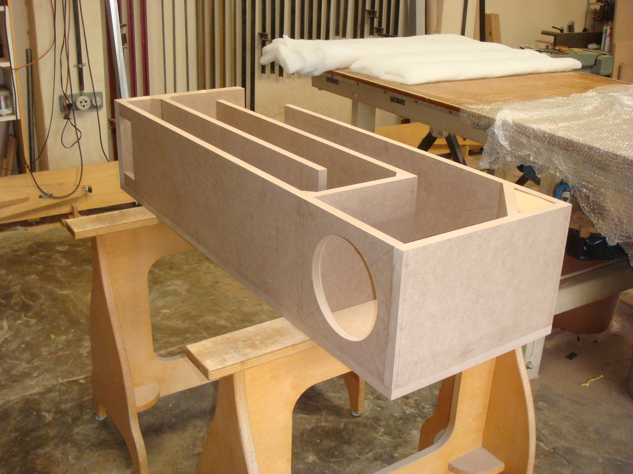 How to build a really big transmission line subwoofer - Quora