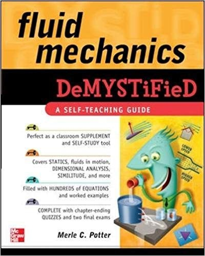 What's the best recommended off textbook to study fluid mechanics