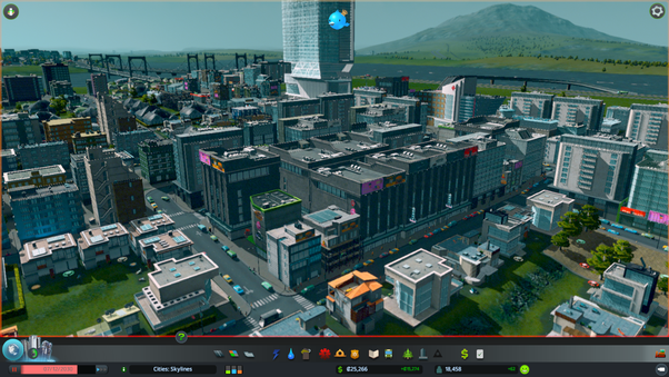 City planning games