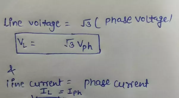 Single Phase Connection Diagram