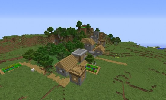 What are the best world seeds in Minecraft? - Quora