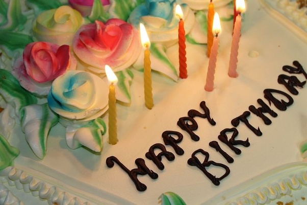 Where do we get the best happy birthday cake images? - Quora