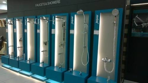 Jaquars Shower Panel Can Be Overhead System That Of Different Designs Given Its High Quality Standards