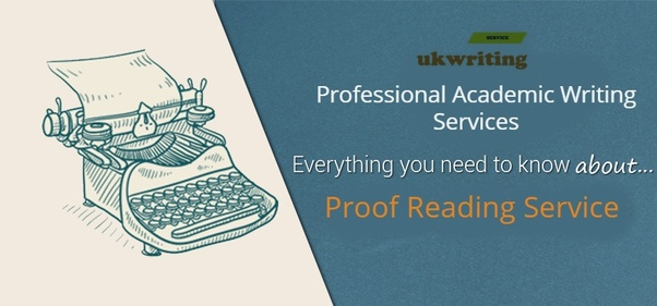 proof writing service