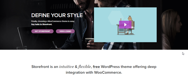 Which is the best free WordPress theme for WooCommerce? - Quora