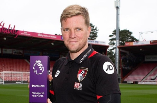 Is Eddie Howe Ready To Manage A Top 6 Club Quora