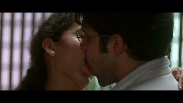 Upcoming kisses in bollywood