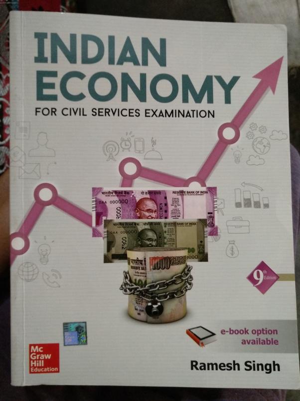 Pratiyogita Darpan Indian Economy & Ramesh Singhs Book