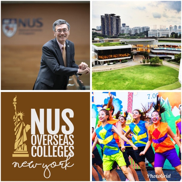 What is it like to study at the National University of Singapore