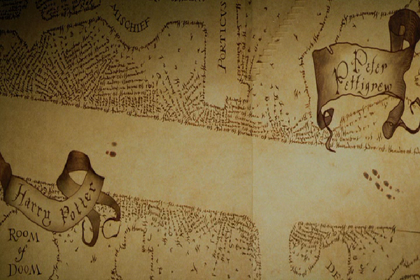 what is the marauders map quora