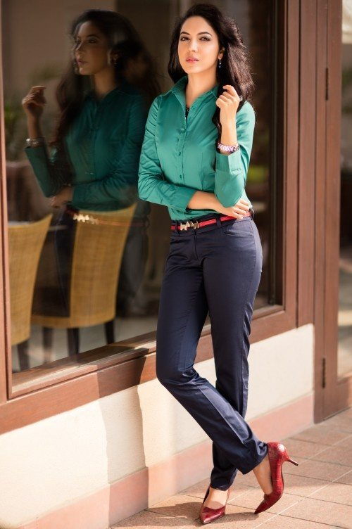 Which Is The Ideal Attire For Ladies For An Office Presentation Quora