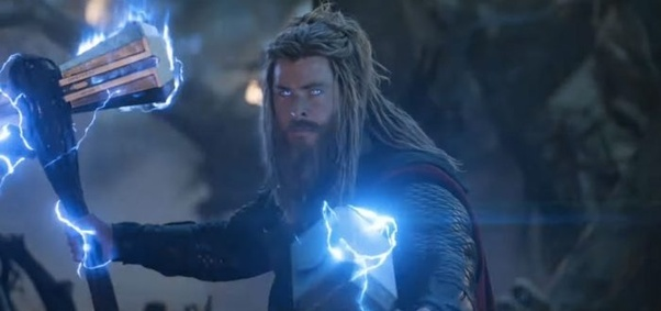How Did Thor S Beard Get Braided In Endgame Quora