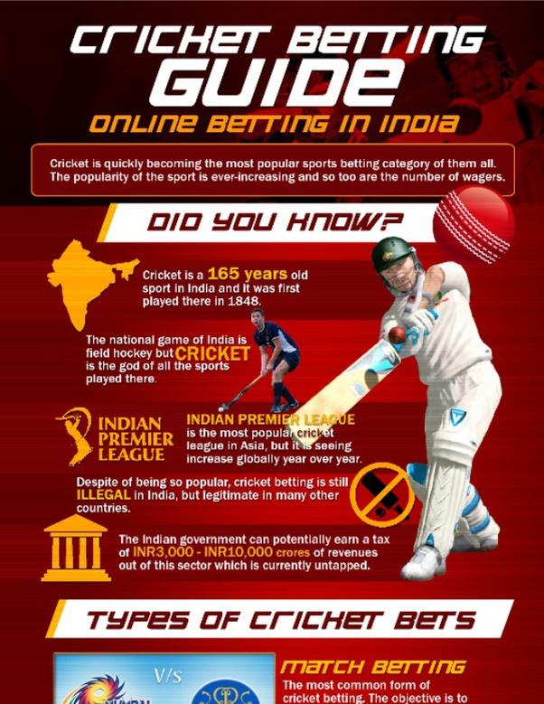 online cricket betting site