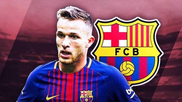 Since Arthur Is  Years Old He Still Hasnt Found His Feet There Are Games Where He Plays Like Xavi Then Games Like Busquets And Then Games Where He