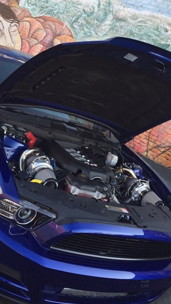 Is it better to turbo charge, or supercharge the 5 0 Coyote