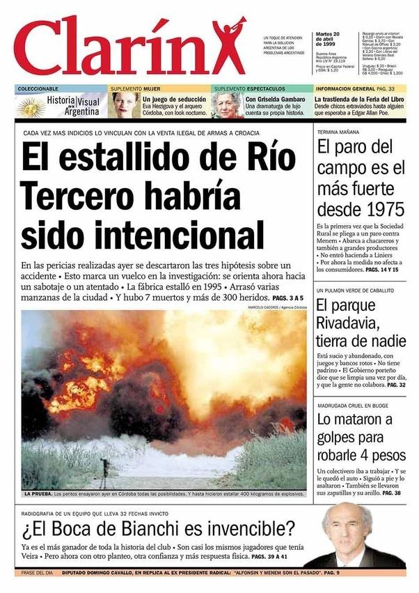 Argentina: para una historia de la corrupción 16