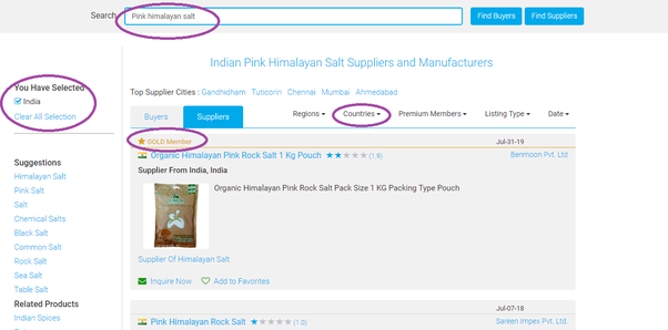 Where can we buy pure Himalayan pink salt? - Quora
