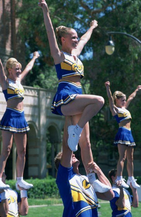 Cheerleader Lap Dance
