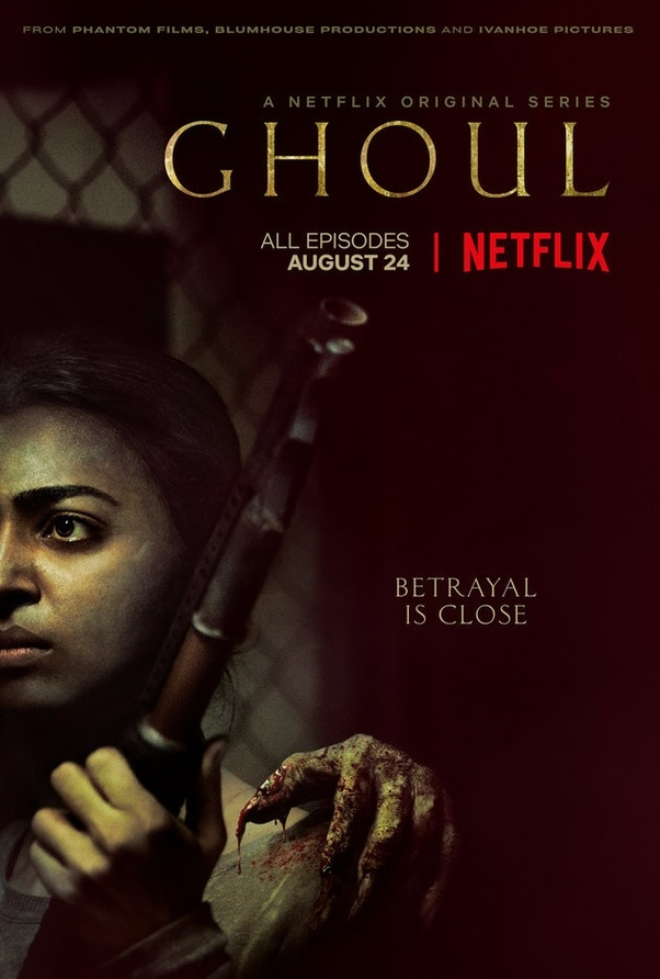 What Is Your Review Of Ghoul Netflix Series Quora