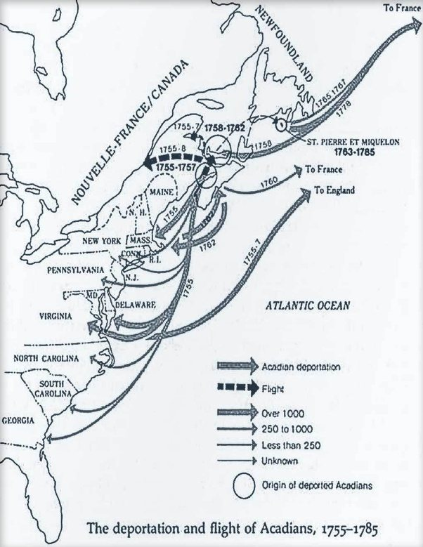 How different is cajun french from french quora in all approximately 11500 acadians were deported some went to france some to the west indies some to the american colonies m4hsunfo