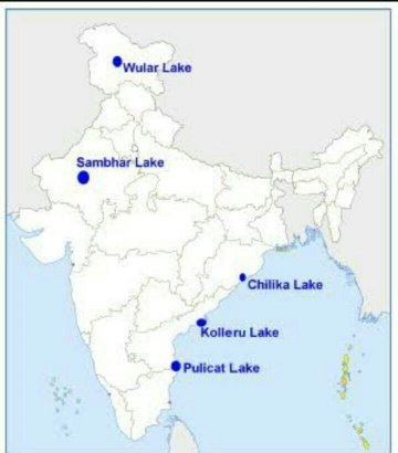 kolleru lake in india map In Which State Is The Kolleru Lake Located Quora kolleru lake in india map