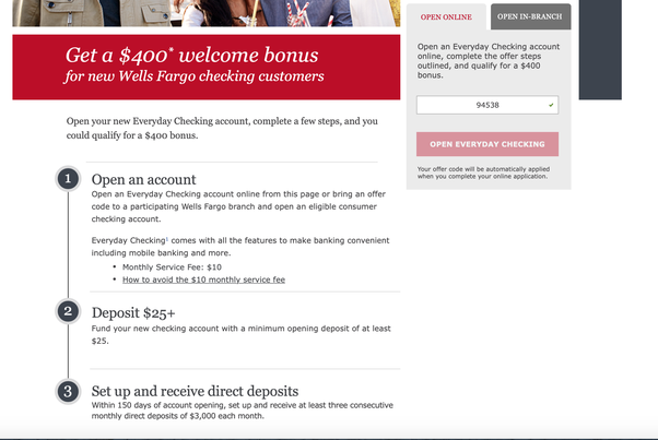 What is your review of Wells Fargo? - Quora