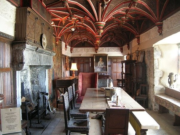 It Was Where The Social Life Of Castle Happened Opposed To Great Hall 1 Lords Bedroom Next Solar