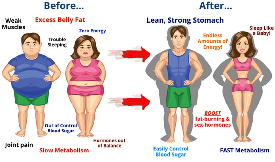 Does fat burn to muscle