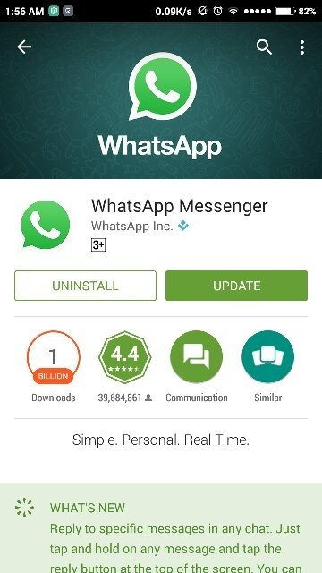 How to Disable Last Seen in Whatsapp