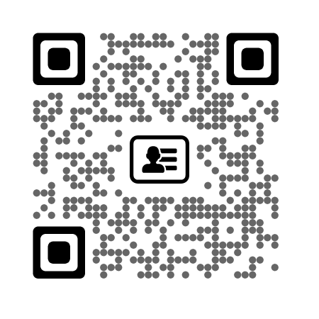 How well do qr codes on business cards scan quora scan the qr code below reheart Gallery