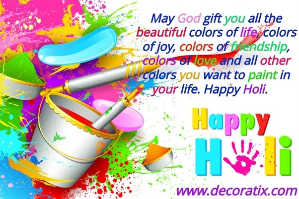 What Is The Best Way To Celebrate Holi?