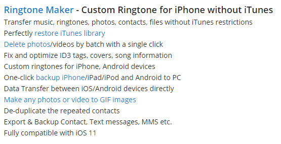 how to get ringtones on iphone without computer