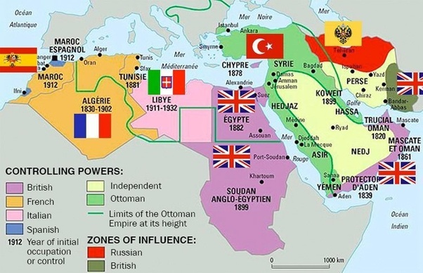 How different would the middle east be if the ottoman empire had links gumiabroncs Image collections