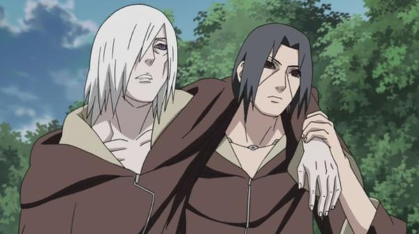 Who would win, Itachi and Sasuke vs Nagato and Naruto? - Quora